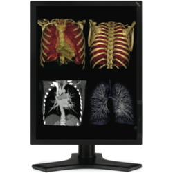 Single Head 3MP NEC Medical Color LCD w/ 5 Year Wnty & Hot Swap Picture