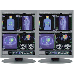 NEW! Dual Head 3MP Totoku Color Medical Monitor with Advanced Grayscale Display Picture