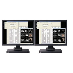 Dual Head DOME GX2MP Plus LCD Color Monitors  Picture