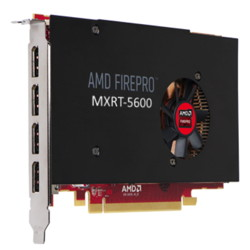 Barco MXRT-5600 - 3D PCIe 3 Head Display Controller Picture