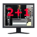 Dual Head 2MP EIZO RadiForce Color LCDs with Matrox PCI Graphic Card Thumbnail