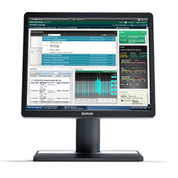 NEW! 1MP Barco Color DICOM Clinical Review Display Picture