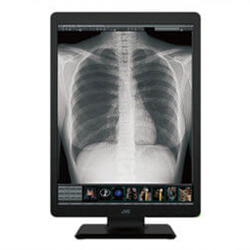 NEW! 3MP JVC 21.3'' Color LED Display Picture